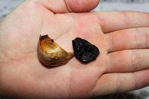 黒ニンニク 味