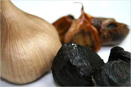 発酵熟成の黒にんにく